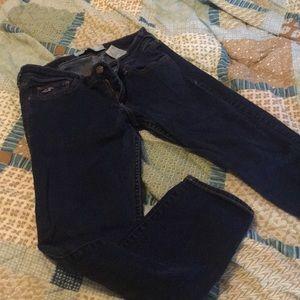 Hollister dark denim jeans